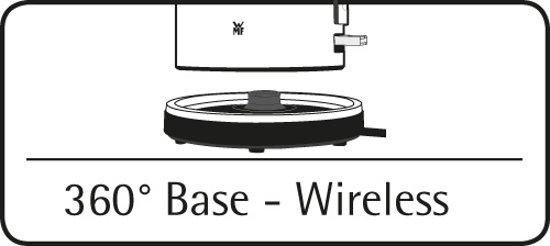 WMF Bueno Waterkoker - 1,7 L