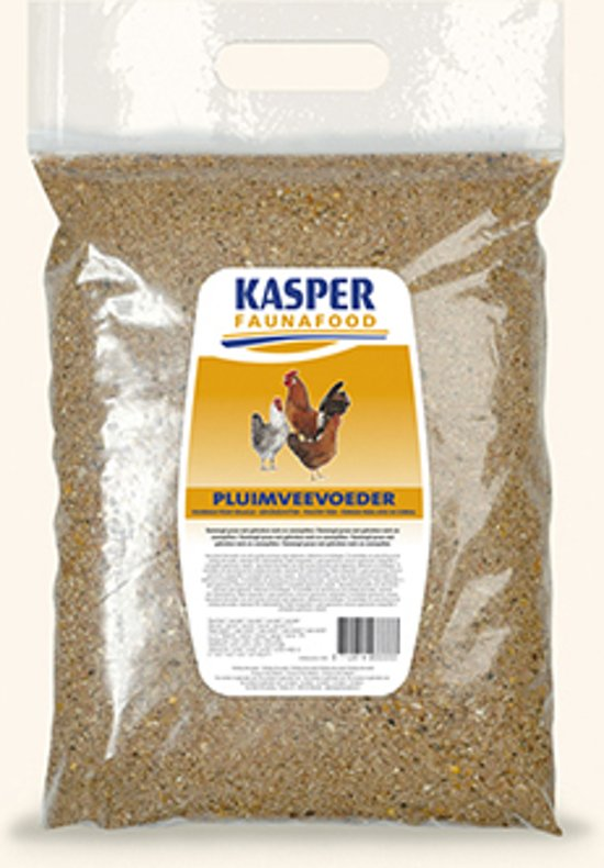 Kasper kasper gemengd graan & gebroken mais - 1 ST à 25 kg