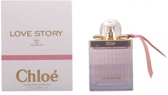 Chloe - Eau de toilette - Love Story - 75 ml