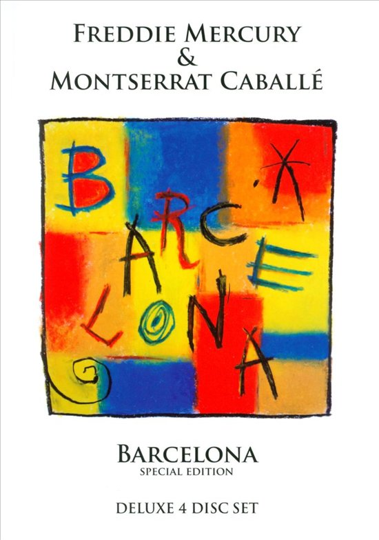 Barcelona (Limited Edition)