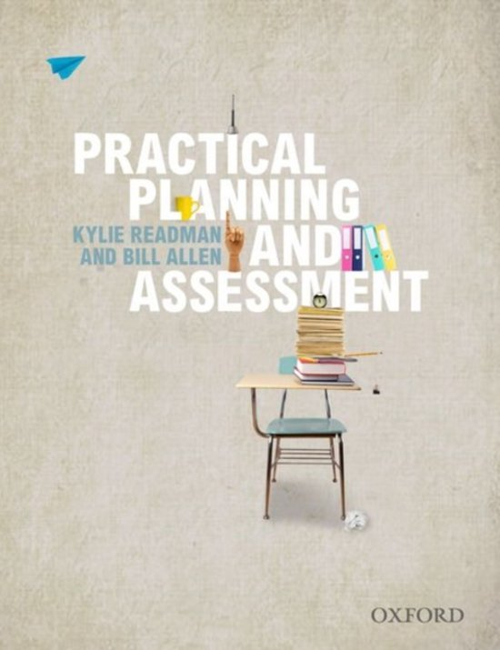 Practical Planning and Assessment