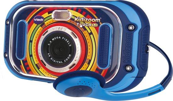 Afbeelding van VTech Kidizoom Touch 5.0 - Speelgoedcamera speelgoed