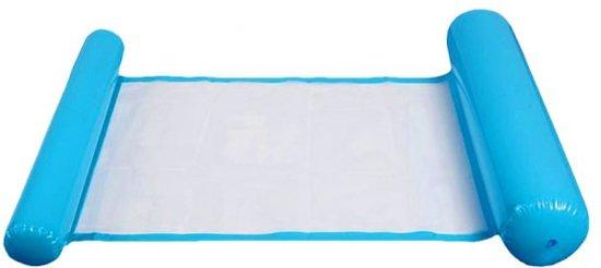 MikaMax - Waterhangmat - Blauw