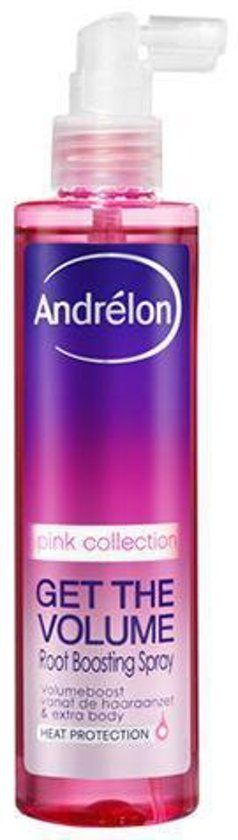 Andrélon Get the Volume Root Boosting Spray - 200 ml - Haarlak