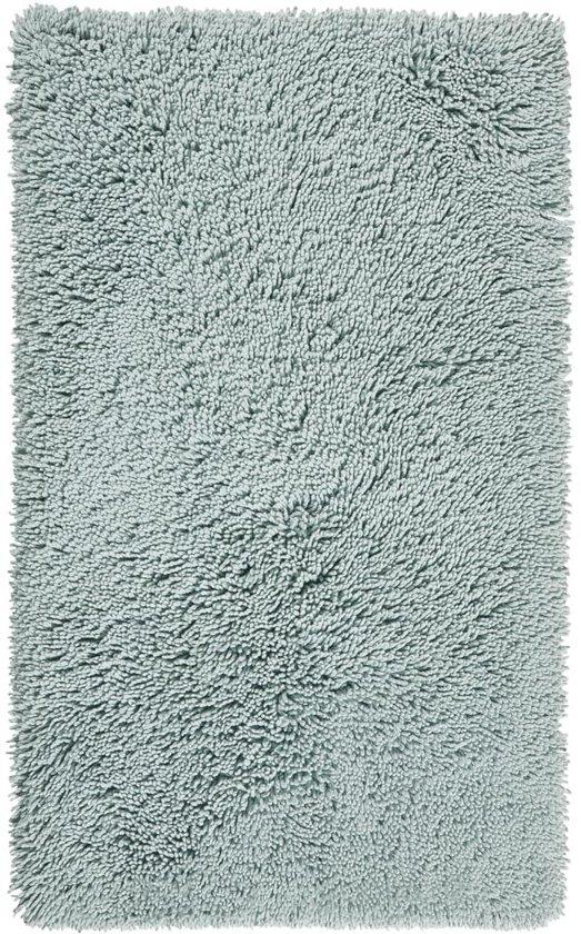 Aquanova Mezzo - Badmat - 60x100 cm - Mistgroen