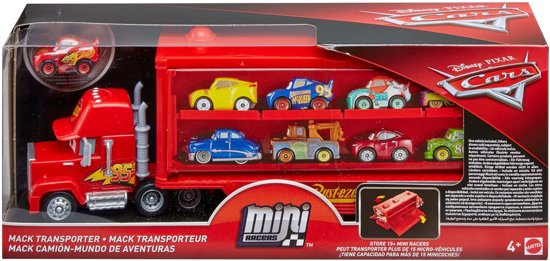 Cars 3 Mack Micro Transporter