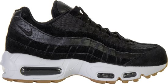 nike air max 95 wit rood