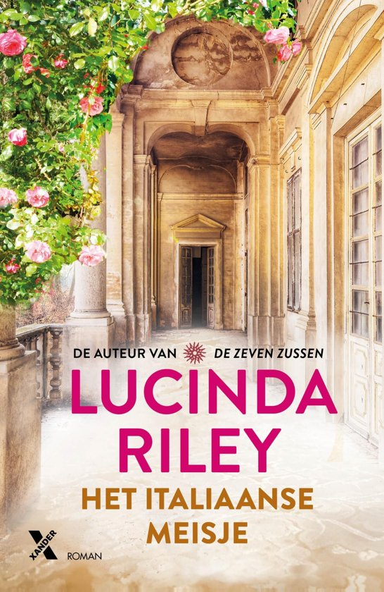 Boek cover Het Italiaanse meisje van Lucinda Riley (Onbekend)