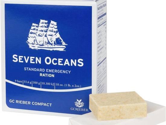 Seven Oceans noodrantsoen 10 doosjes