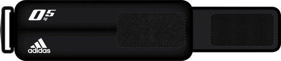 adidas - Enkelgewichten / Polsgewichten - 2 x 0.5 kg - Zwart