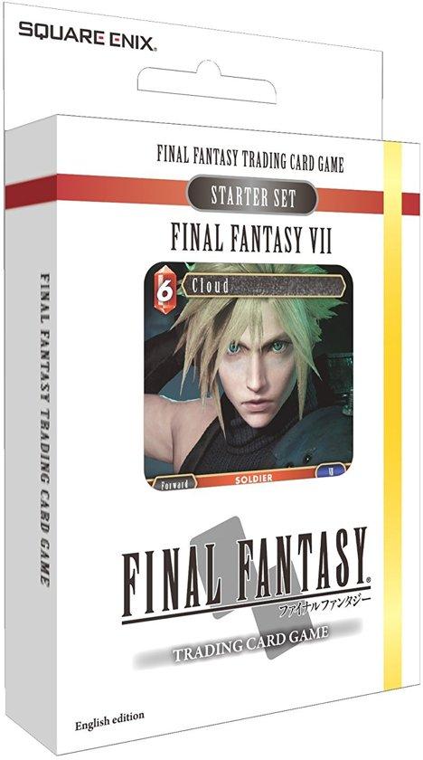 Afbeelding van het spel Final Fantasy 7 Starter Set