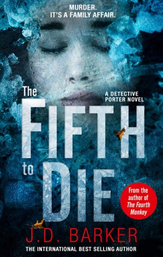 Boek cover The Fifth to Die van J. D. Barker (Paperback)