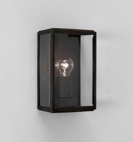 bol.com | Astro Homefield zwart 0483 - Buitenlamp