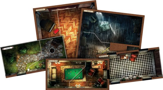 Mansions of Madness - Engelstalig Bordspel