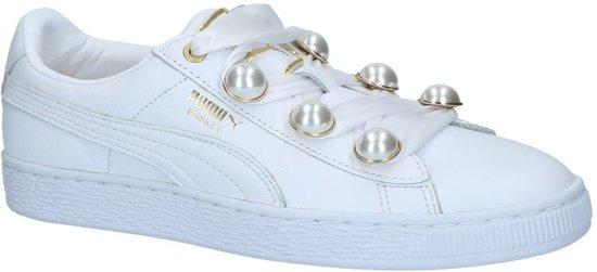 Sneakers Basket Bling Sportieve Puma Witte oWrBdCex