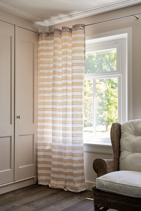 Bolcom Riviera Maison Spa Summer Stripe Curtain Gordijn