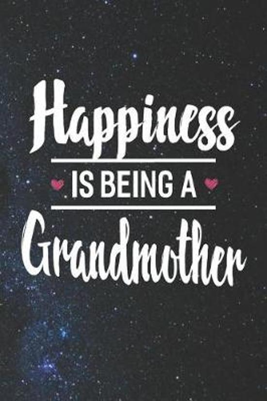 Happiness Is Being a Grandmother