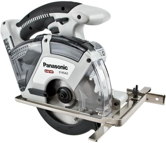 Panasonic EY45A2XW Accu Cirkelzaag 14.4V/18V Losse body