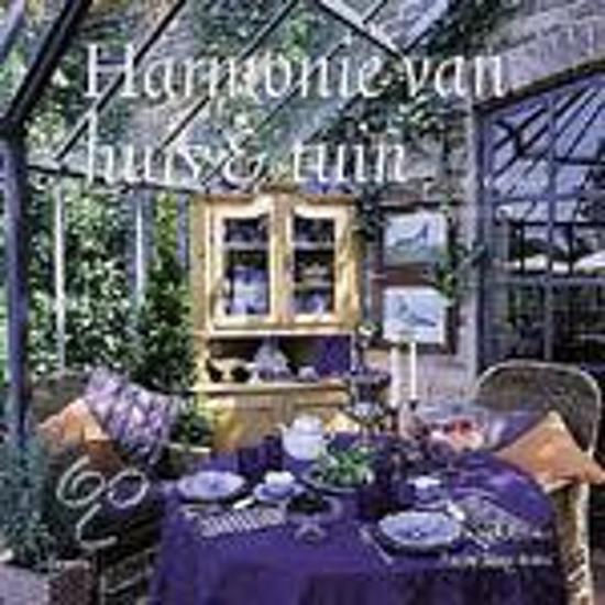 Cover van het boek 'Harmonie van huis en tuin' van Patrick Retour