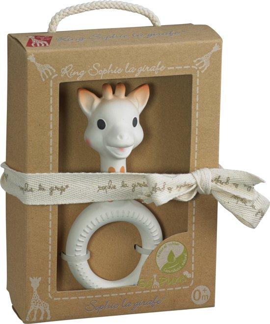 Sophie de Giraf - Bijtspeeltje met ring