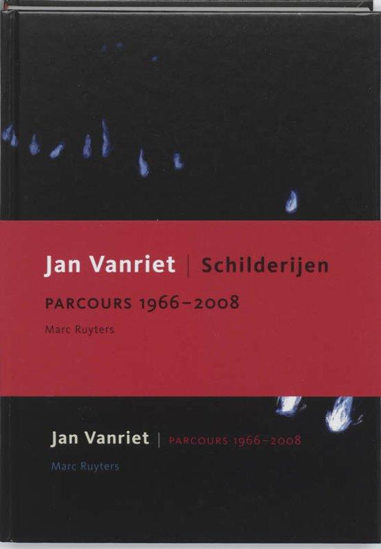 Cover van het boek 'Jan Vanriet'