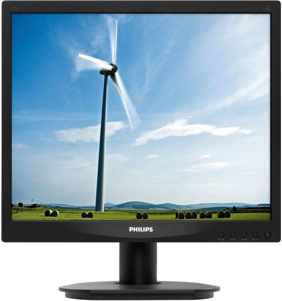 Philips 17S4LSB - Monitor