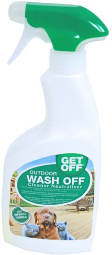 Vapet Get Off outdoor wash off spray - 500 ml