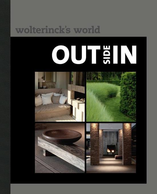 bol.com | Outside in, Marcel Wolterinck | 9789058979957 | Boeken