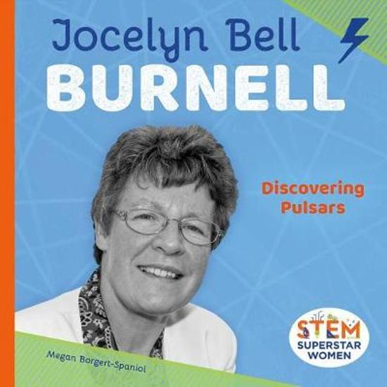 Jocelyn Bell Burnell