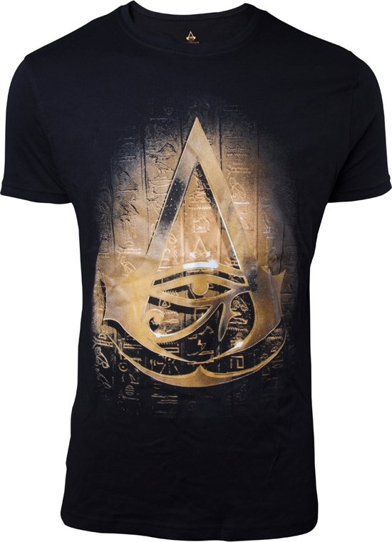 Assassin's Creed Origins - Hieroglyph Crest Men's T-shirt - M