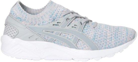 Asics Sneakers Gel Kayano Trainer Knit Heren Grijs Maat 37,5