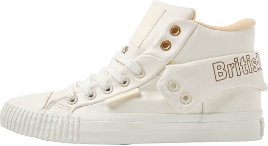 94160ef1764 bol.com | British Knights ROCO-SNT DAMES SNEAKERS HOOG, WHITE, 38 ...