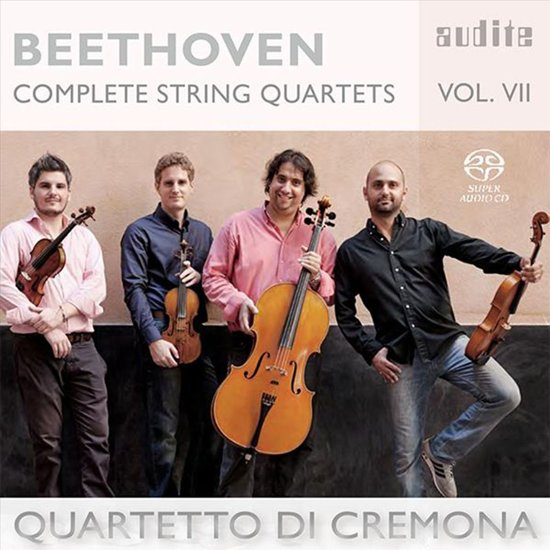 Complete String Quartets Vol.7