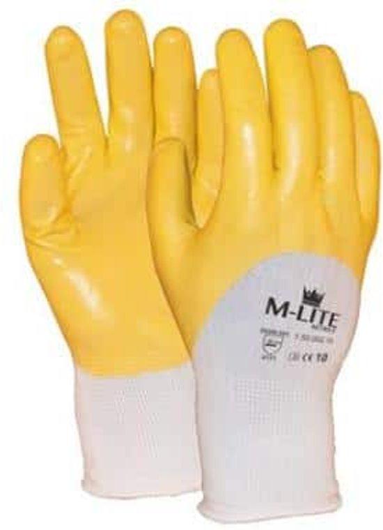M-Lite Nitrile 50-002 Handschoen 7