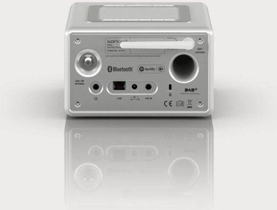 Sonoro Relax SO-810 Zilver