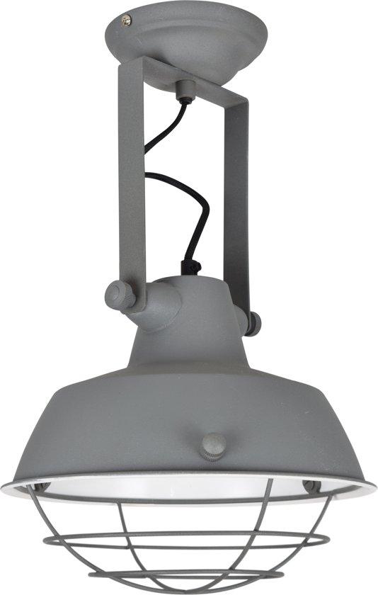 Urban Interiors - Plafondlamp Prison Ø27cm. vintage grey