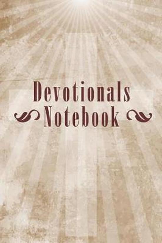 Devotionals Notebook