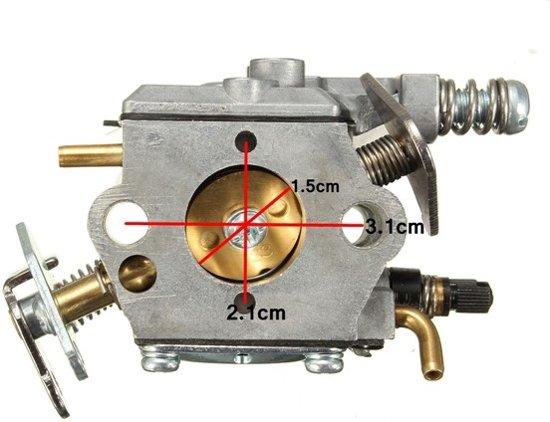 Carburetor Kit For Poulan Chainsaw 2050 1950 2150 2375 # WT 891 545081885