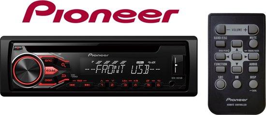 Pioneer DEH-1801UB | Autoradio | Afstandsbediening | CD USB