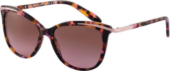9a8414437dd29f RALPH by Ralph Lauren zonnebril Pink Marble RA5203 146114