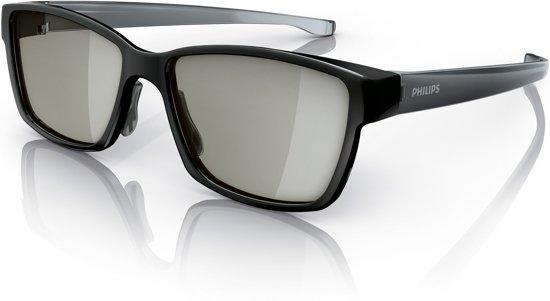 47945dcb7b9616 Philips PTA416 - 3D-bril passief - Zwart