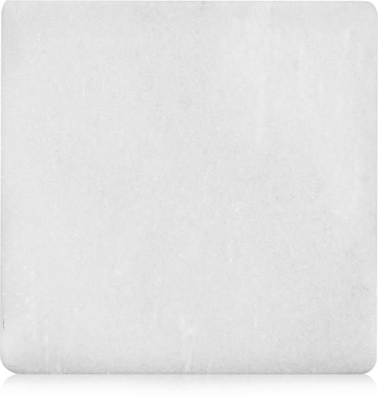 Boska Onderzetters Marmer wit - 4 stuks
