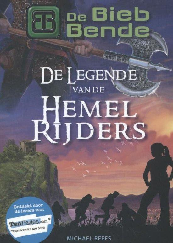 De Bieb-bende - De legende van de hemelrijders