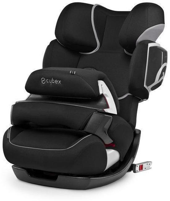 Cybex Pallas 2-Fix - Autostoel - Charcoal - black