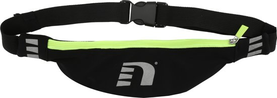 Newline Bottle Belt 90993 -604 - Running belts - Unisex - Black - Maat ONE SIZE
