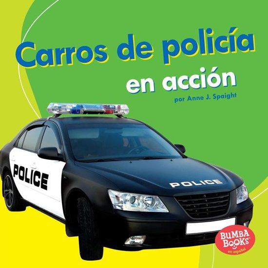 Carros de policía en accion (Police Cars on the Go)