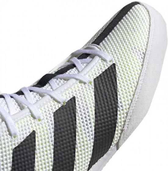 Adidas Box hog 3 Bokscchoenen Wit Heren Maat 38 23
