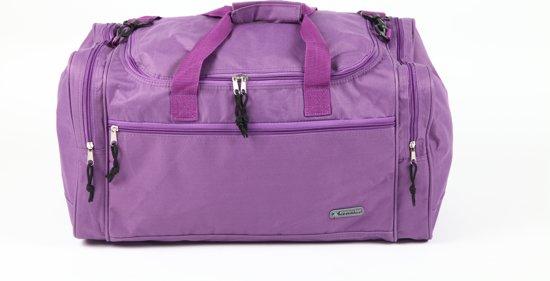 00f2acdd2e7 bol.com | Adventure Bags Reistas - Medium - Paars