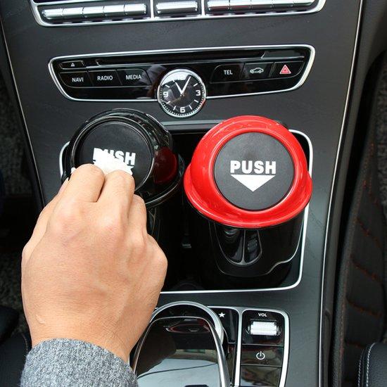 Bolcom Afvalbak Voor In De Auto Kleine Prullenbak 2 Stuks