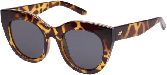 6281a579902 Le Specs Air Heart Syrup Tortoise Zonnebril - Meerkleurig